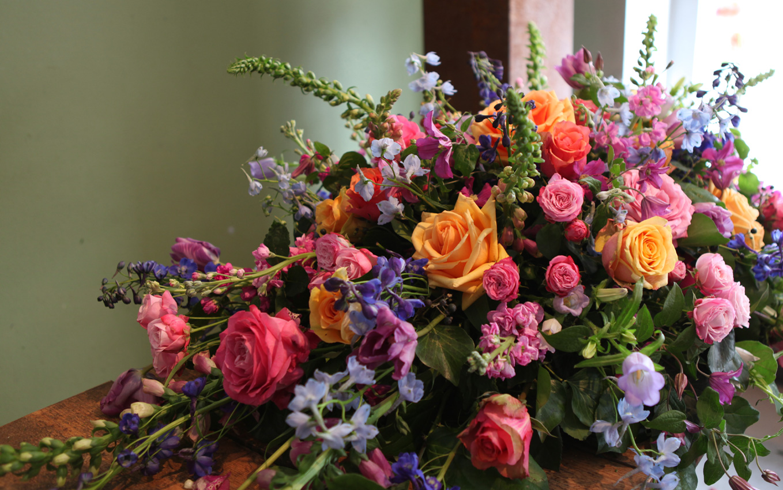 Altijd Bloemen, bloemist in Blaricum - rouwboeket bestellen 2